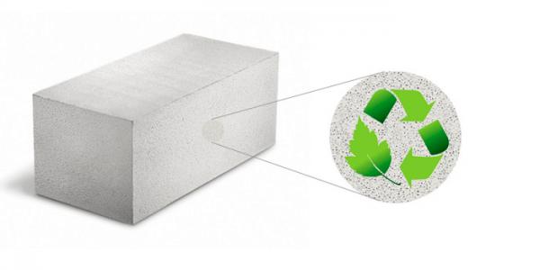 экологичность газобетонных блоков